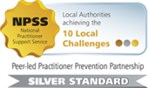 National Practitioner Support Service - Silver Award