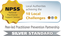 NPSS Silver Icon